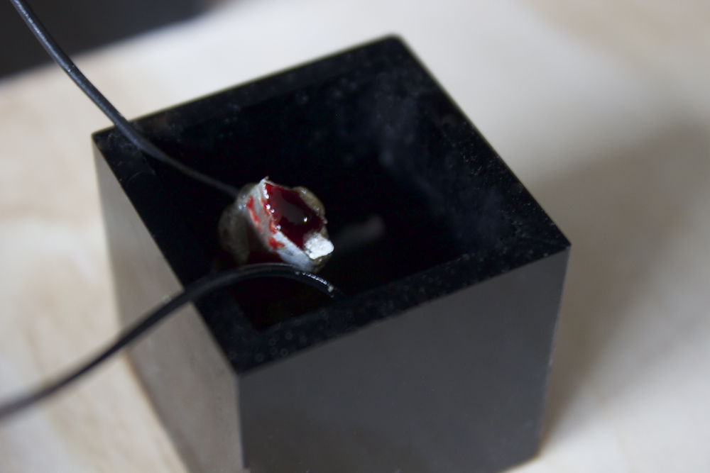 Blood Battery